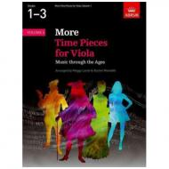 More Time Pieces for Viola – Music Through the Ages Band 1