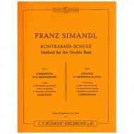 Simandl, F.: Kontrabass-Schule Band 5