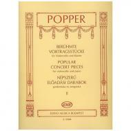Popper, D.: Berühmte Vortragsstücke Band 2