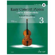 Mohrs, Ch.: Leichte Konzertstücke 3 (+ Online Audio )
