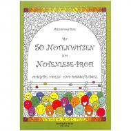 Fink, A.: Mit 50 Notenwitzen zum Notenleseprofi – Violin- und Bassschlüssel