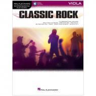 Classic Rock for Viola (+Online Audio)