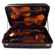 PACATO Quadriga violin case