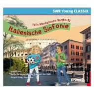 Mendelssohn Bartholdy, F.: Italienische Sinfonie – Hörbuch-CD