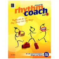 Filz, R.: Rhythm Coach Bd.1 (+CD)