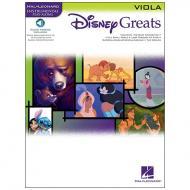 Disney Greats for Viola (+Online Audio)