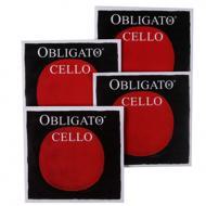 OBLIGATO cello string SET by Pirastro