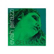 EVAH PIRAZZI SOLOIST cello string D by Pirastro