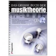 Kraus, H.: Das große Buch der Musiktheorie (+CD)