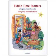 Blackwell, K. & D.: Fiddle Time Starters (+CD)