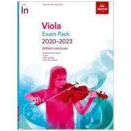 ABRSM: Viola Exam Pack Initial Grade (2020-2023)
