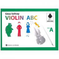 Colourstrings Violin ABC Book A