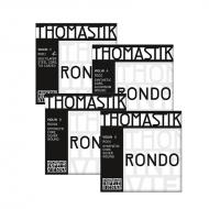 RONDO violin string SET by Thomastik-Infeld