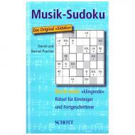 Musik-Sudoku - Band 3