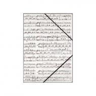 Elastic band folder Valse