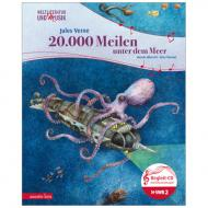 Verne, J.: 20.000 Meilen unter dem Meer (+CD)