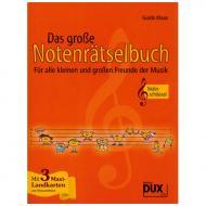 Klaus, G.: Das große Notenrätselbuch – Violinschlüssel