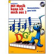 Mit Musik kenn ich mich aus Band 2 (+CD)