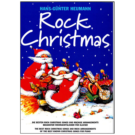 Best Of Weihnachtslieder.Heumann H G Rock Christmas