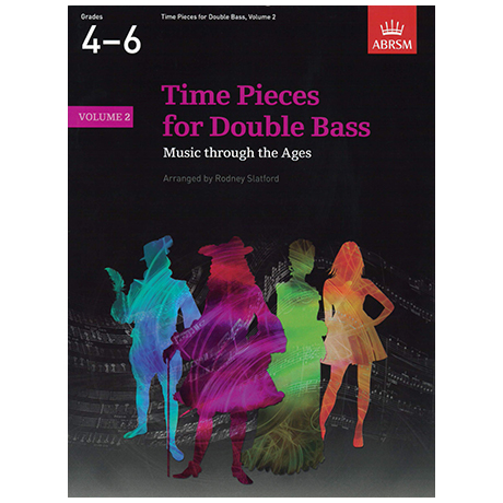 8710786a851 Time Pieces For Double Bass - Volume 2 - Solo - available at ...