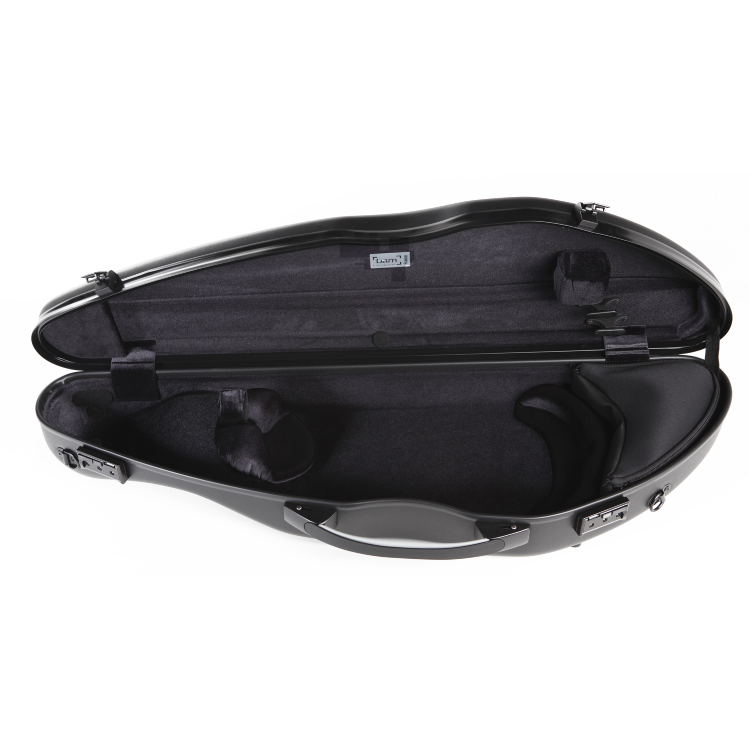 bam hightech slim connection violin case shaped cases available at. Black Bedroom Furniture Sets. Home Design Ideas