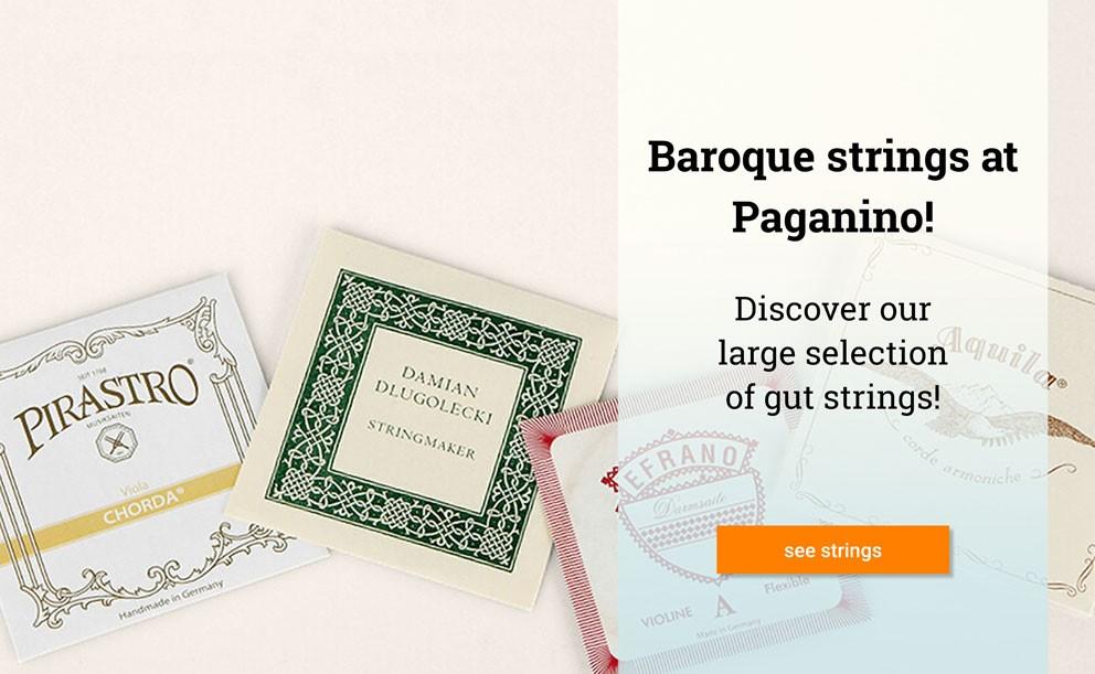 Baroque strings >
