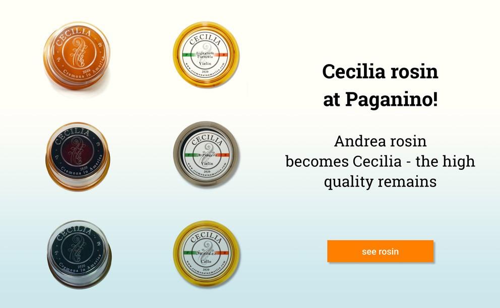 Cecilia rosin >