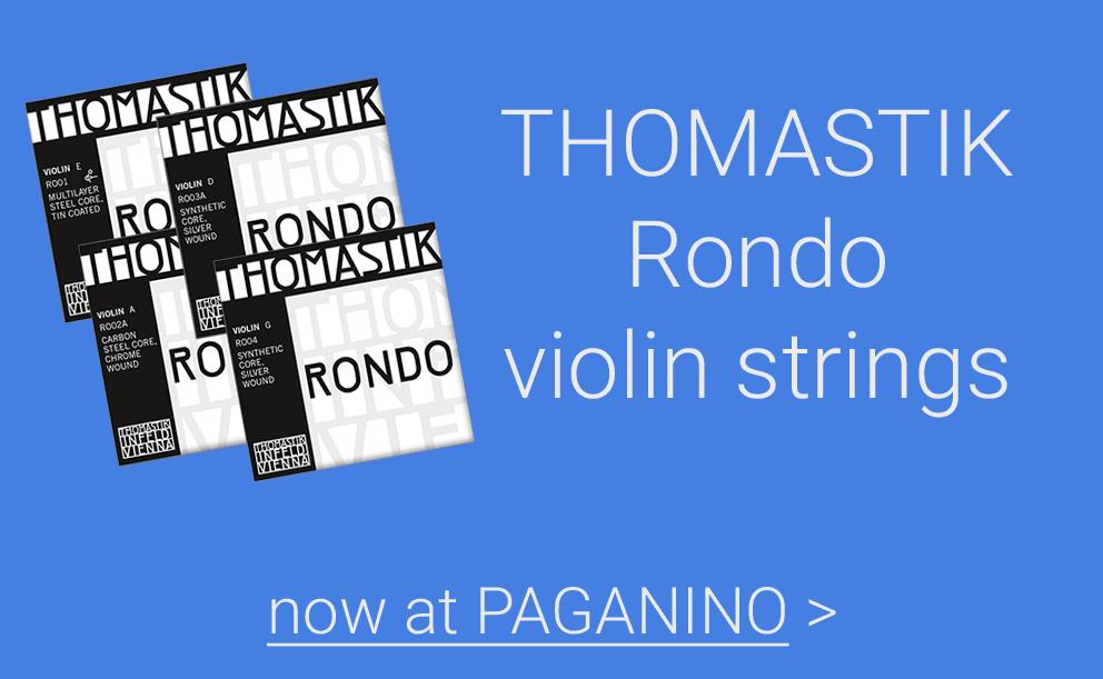 THOMASTIK Rondo violin strings >