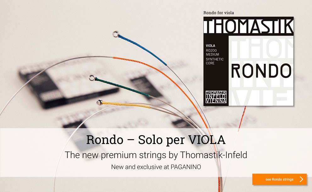 THOMASTIK Rondo viola strings >